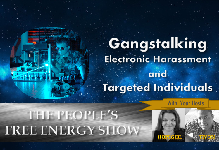 Gangstalking Electronic Harassment And Targeted Individuals Video Clean Energy Academy